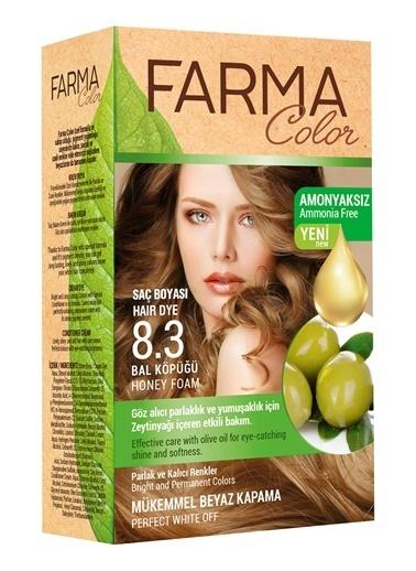 Farmasi Farmacolor Saç Boyası 8.3 Bal Köpüğü Renksiz